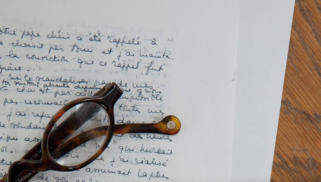 Livre biographique avec les éditions Porte-plume