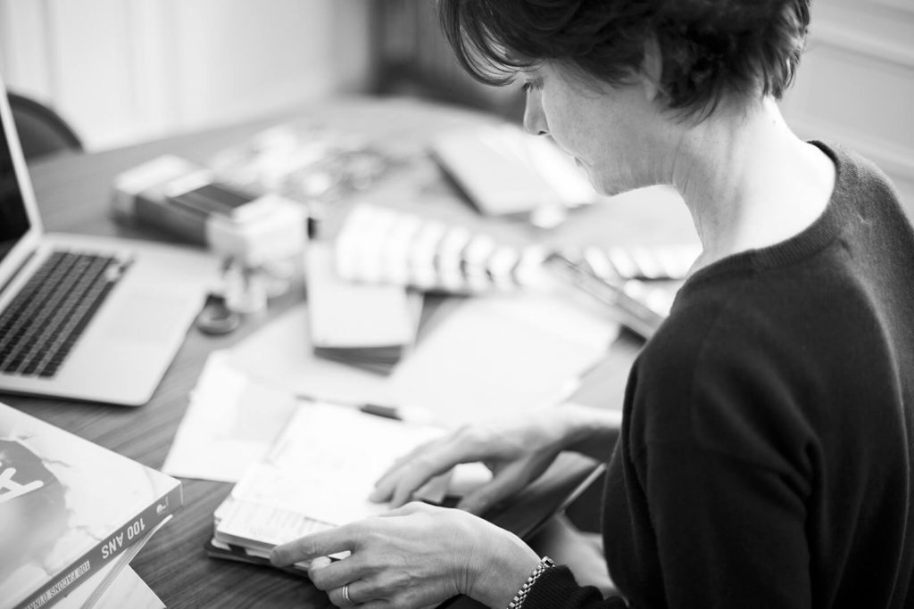 Anne Jeandet graphiste Porte-plume