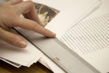 Réalisation de livres par les éditions Porte-plume