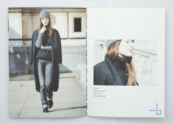 Kujten lookbook by Porte-plume