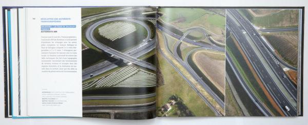 Les routes Vinci dans un livre