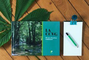 le beau livre de la CCVG