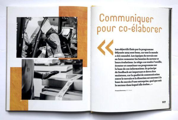 exemple livre entreprise SFIC