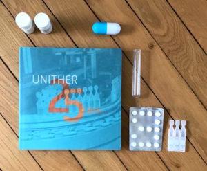 le livre des 25 ans d'Unither