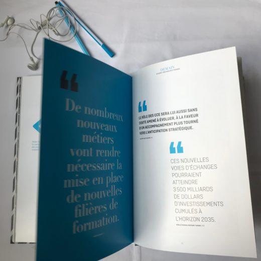 le livre des 120 ans des CCE