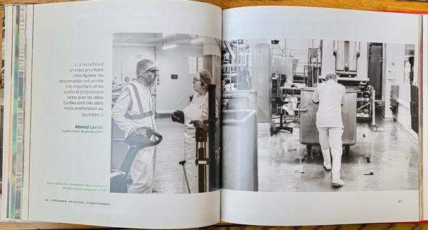 reportage usine agrana porteplume