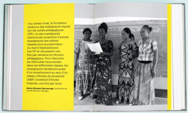 livre sur l education en RDC