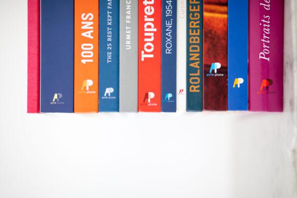 redaction livre pour entreprise