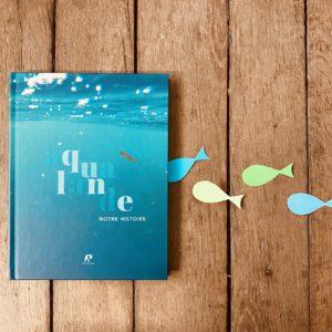 livre aqualande porteplume